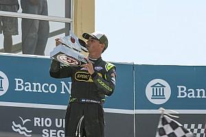 TURISMO CARRETERA Reporte de la carrera Pernía se llevó la victoria en Viedma