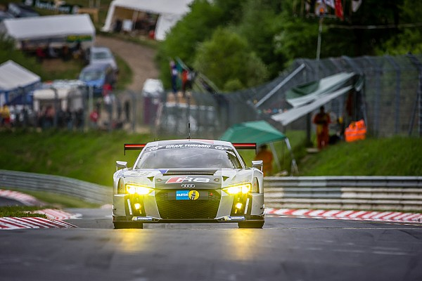 Audi names drivers for Nurburgring and Spa 24-hour races