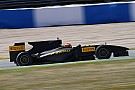 Pirelli probaría sus neumáticos de 2017 en un auto con motor V8