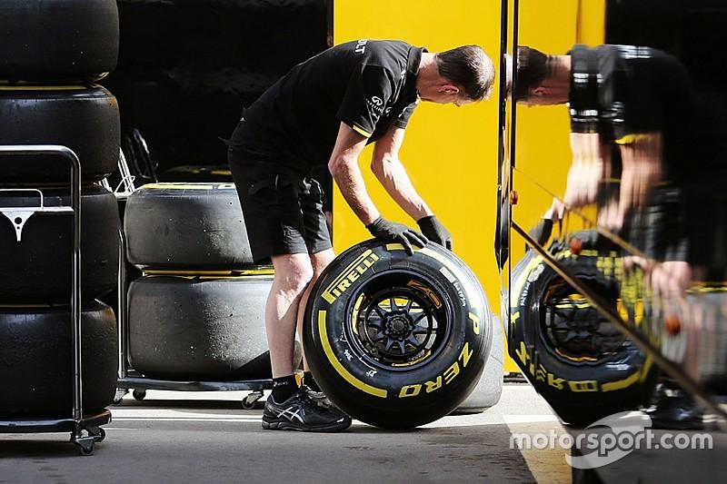 Pirelli annuncia la scelta di mescole per il Canada