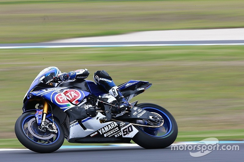 "Yamaha ""a lot more competitive"" than expected, says Guintoli"