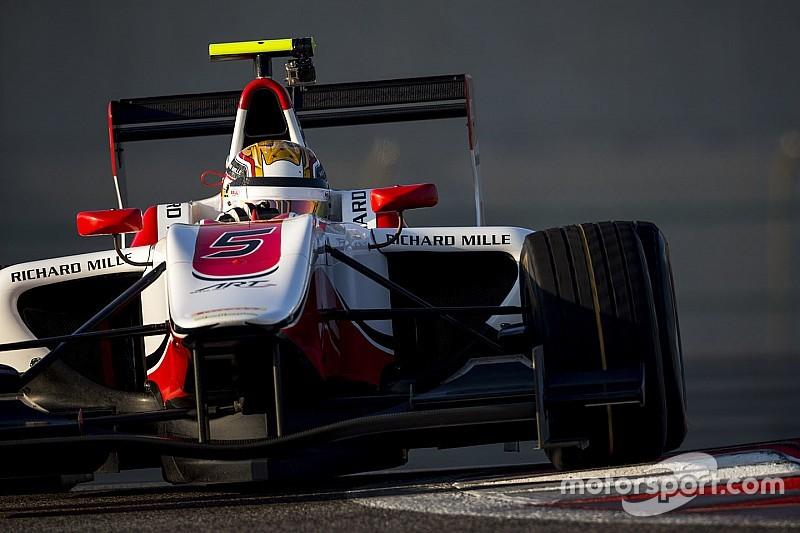 La ART Grand Prix ufficializza Charles Leclerc in GP3