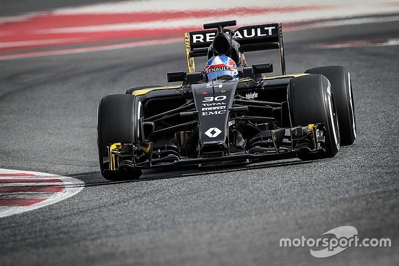 Новая машина Renault сохранила преимущества E23