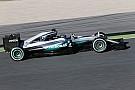 Rosberg domina manhã de teste em tempo e quilometragem