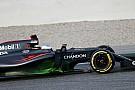 Concepto 'talla cero' no se altera conel motor Honda, dice McLaren