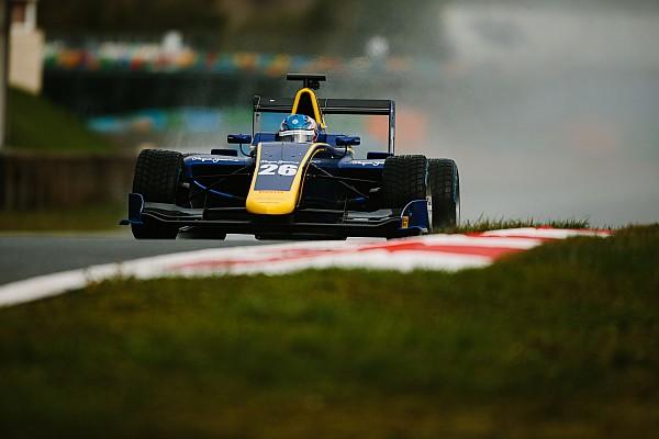 Oltre 300 giri per lo shakedown della GP3/16 a Magny-Cours