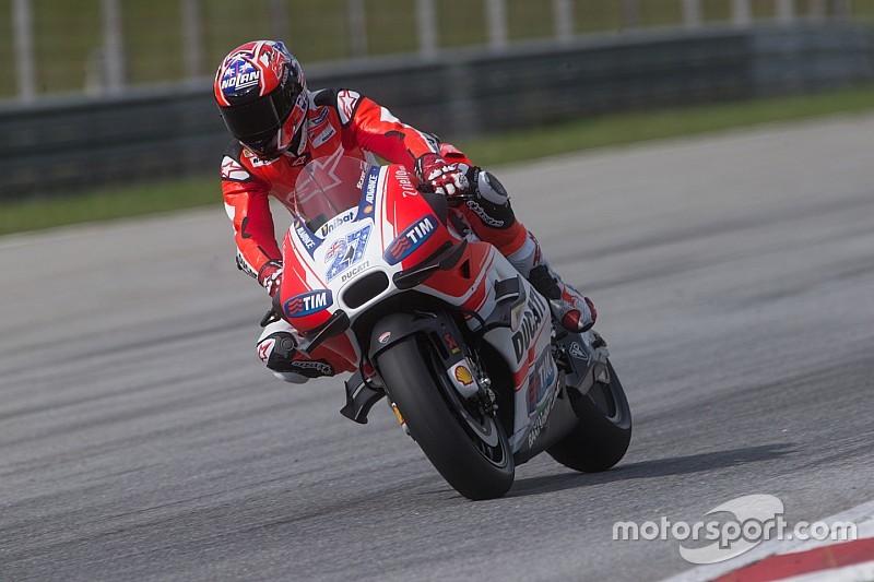 A rischio il test di Casey Stoner con la Ducati in Qatar