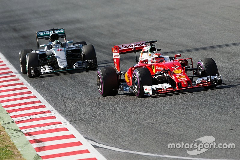 F1巴塞罗那测试第7日: 莱科宁还是最快, 哈斯厄运不断