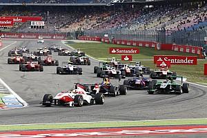 GP3 Breaking news GP3 drops Sochi and Bahrain for Hockenheim and Sepang