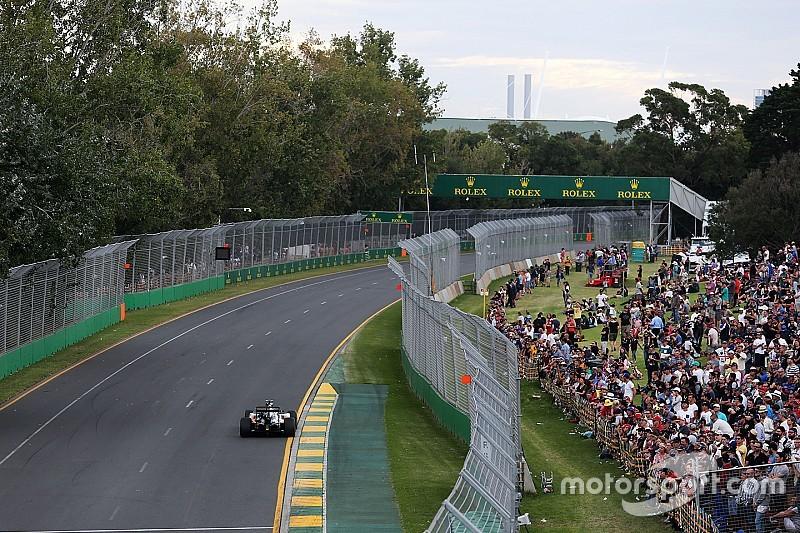 FIA正式确认墨尔本站使用原计划的排位赛淘汰制