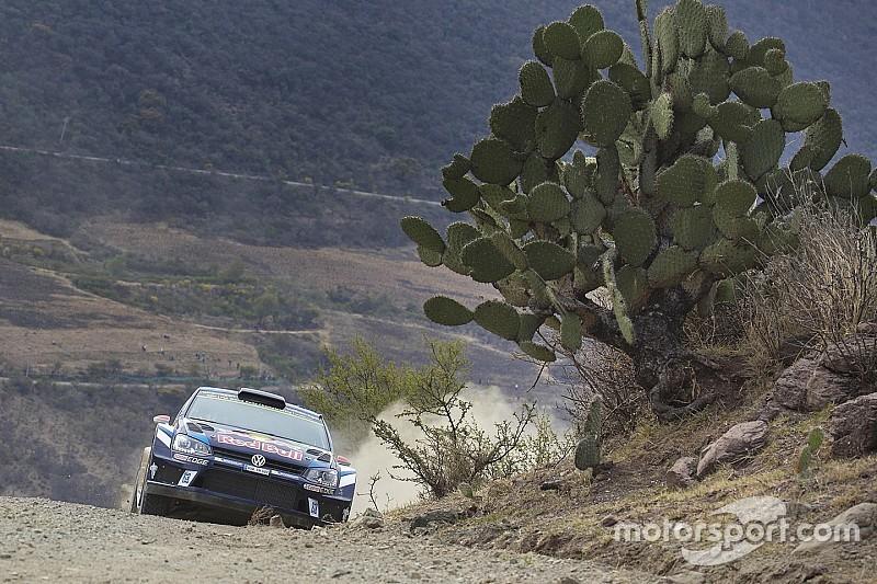Латвала закрепился на первой строчке в Мексике