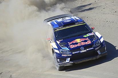 WRC墨西哥站: 拉特瓦拉状态奇佳, 米克尔森出局