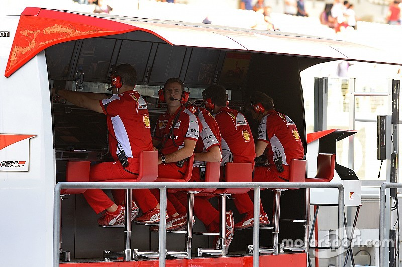 沃尔夫:没有无线电的F1就像MotoGP