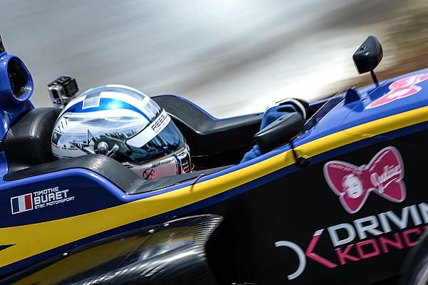 Buret joins Panis-Barthez for Le Mans, ELMS
