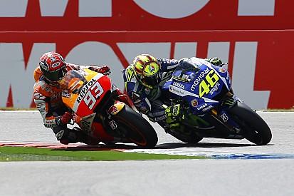 """Rossi: """"Ik ben verraden door leugens Marquez"""""""