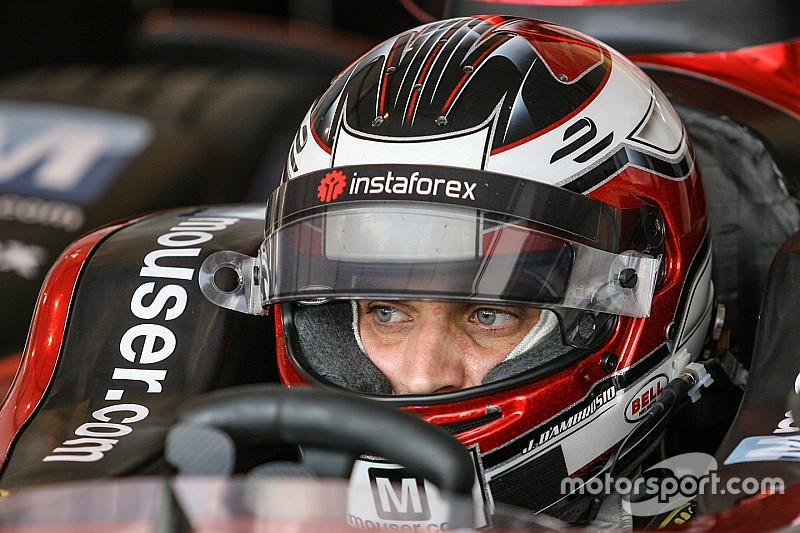 D'Ambrosio surpreende e é pole no México; di Grassi é 3º