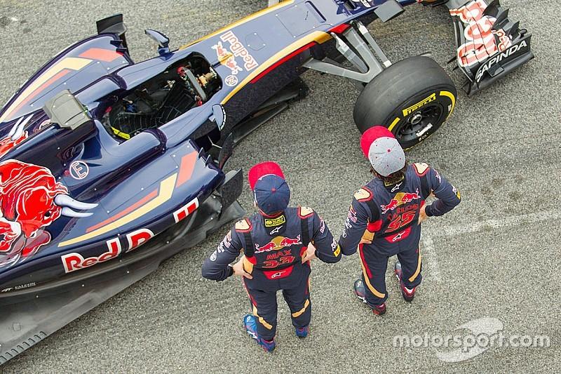 В Toro Rosso рассчитывают на прогресс оставшихся на второй год пилотов