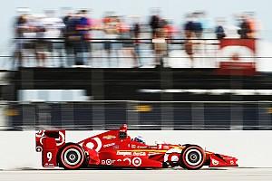 IndyCar Отчет о тестах Диксон стал быстрейшим на тестах в Алабаме