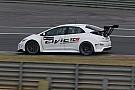 Buon test con la Honda Civic TCR per Khun Nattachak