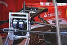 Ecco il terzo elemento della Ferrari SF16-H