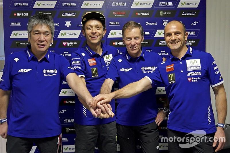 """Rossi: """"Il piano è sempre stato continuare se mi sentivo competitivo"""""""