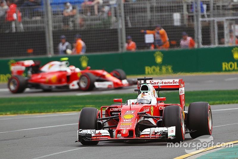 Mercedes vreest Ferrari voor de race