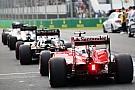 Veja como ficou o grid de largada do GP da Austrália de F1