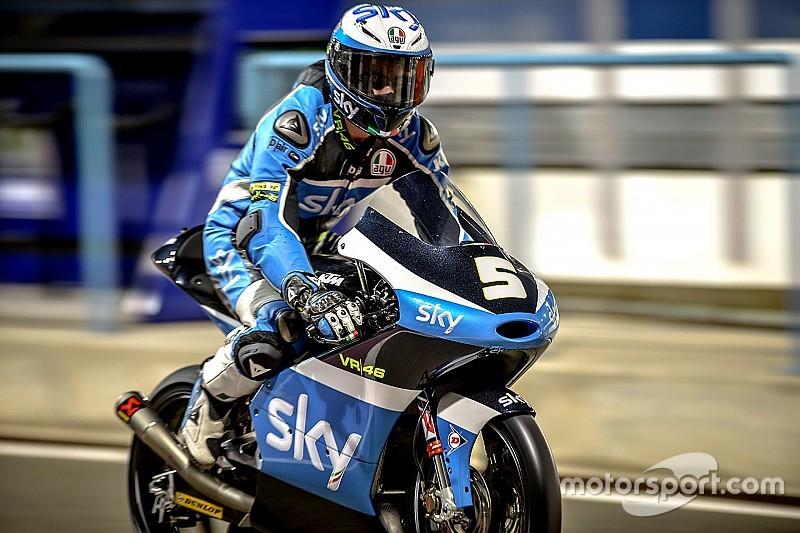 Moto3: Fenati op pole, Loi en Bendsneyder indrukwekkend