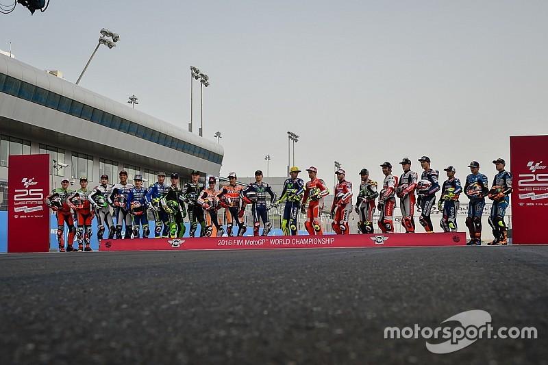 Die Fakten zum MotoGP-Rennsonntag in Katar