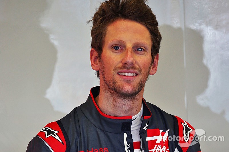 Para Grosjean ha sido como una victoria