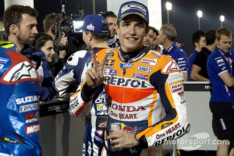 """Marquez: """"Pensavo di aver fatto la pole position..."""""""