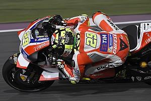 MotoGP Résumé de course Iannone, abattu, veut