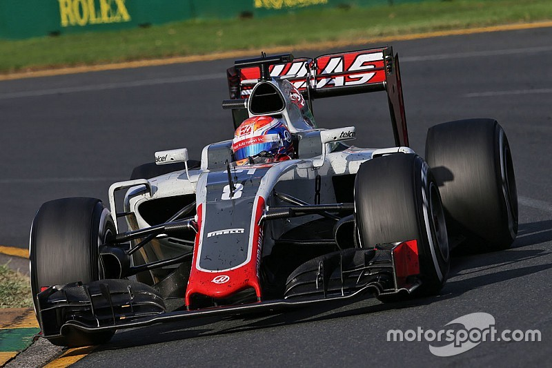 غروجان يفوز بتصويت جائزة سائق اليوم لسباق أستراليا