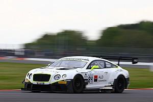 Blancpain Endurance Actualités Bentley annonce son programme sportif et ses pilotes