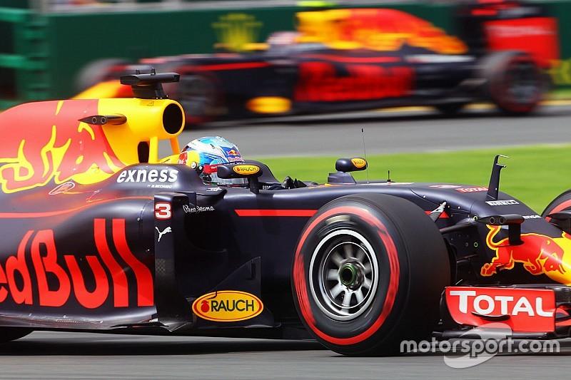 Chefe acha que Red Bull pode alcançar Ferrari neste ano