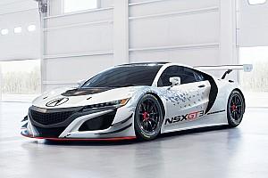 GT News Honda stellt in New York neuen GT3-Sportwagen vor
