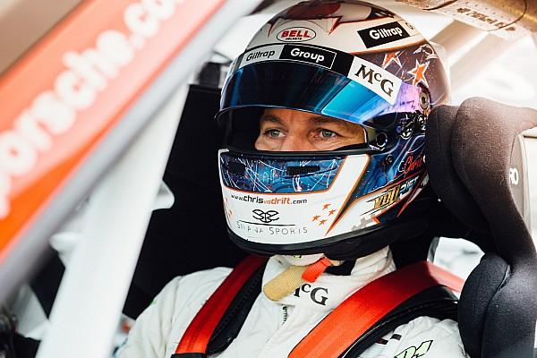 Van der Drift vervangt Porsche-fabrieksrijder Estre in GT Masters