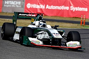 Super Formula Actualités Lotterer - La Super Formula devrait être une voie d'accès à la F1