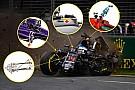 Analyse: Wie die Sicherheit der Formel 1 Alonso das Leben gerettet hat