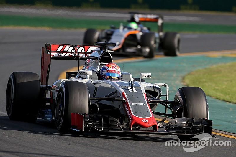 """El Haas es """"uno de los mejores coches"""" que Grosjean ha conducido"""
