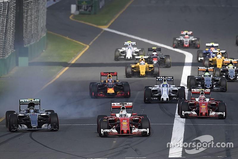 """Raikkonen: """"Raketstart Ferrari was eenmalig"""""""