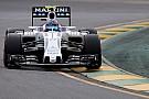 Williams corre contra o tempo para levar bico ao Bahrein