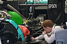 Технический брифинг: что скрыто внутри Mercedes W07