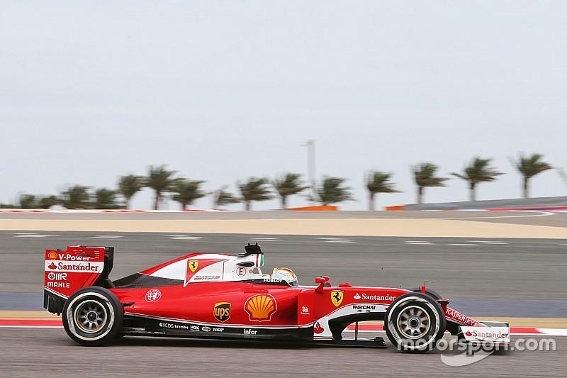 3. Freies Training in Bahrain: Ferrari vor Mercedes