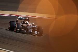 F1 Resultados La parrilla de salida del GP de Bahrein