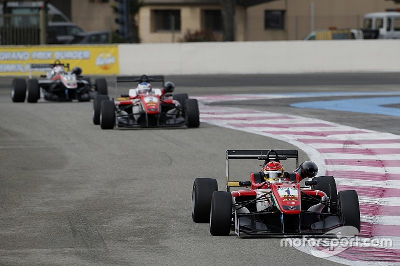 Sette Câmara é 5º na 2ª prova; Piquet estreia com 11º lugar