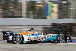 Формула E Отчет о квалификации Да Кошта выиграл квалификацию в Лонг-Бич
