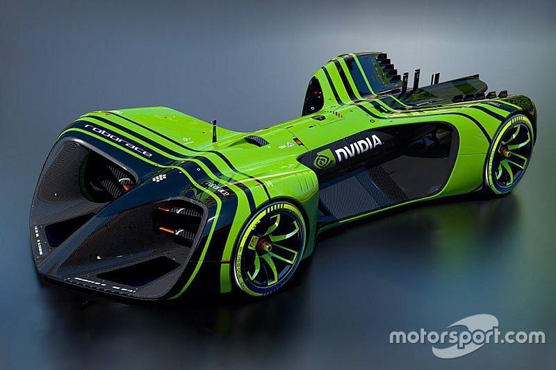 RoboRace gibt Größe und Motorisierung der Fahrzeuge bekannt