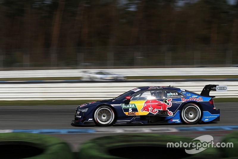 Ekstrom, el más rápido en el tercer día del DTM