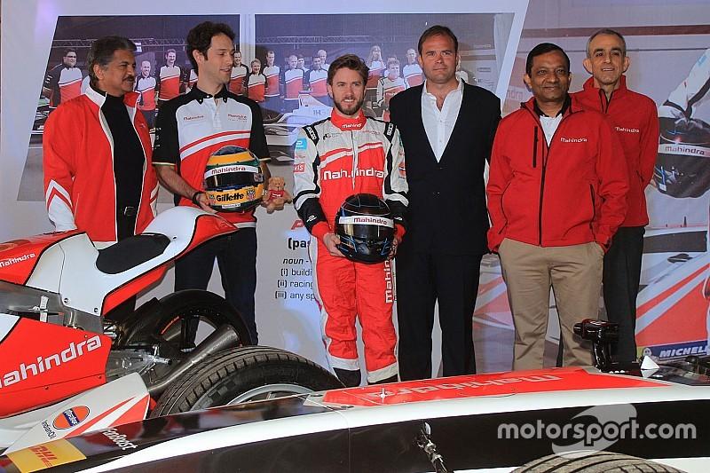 La Mahindra Racing accelera per un ePrix in India